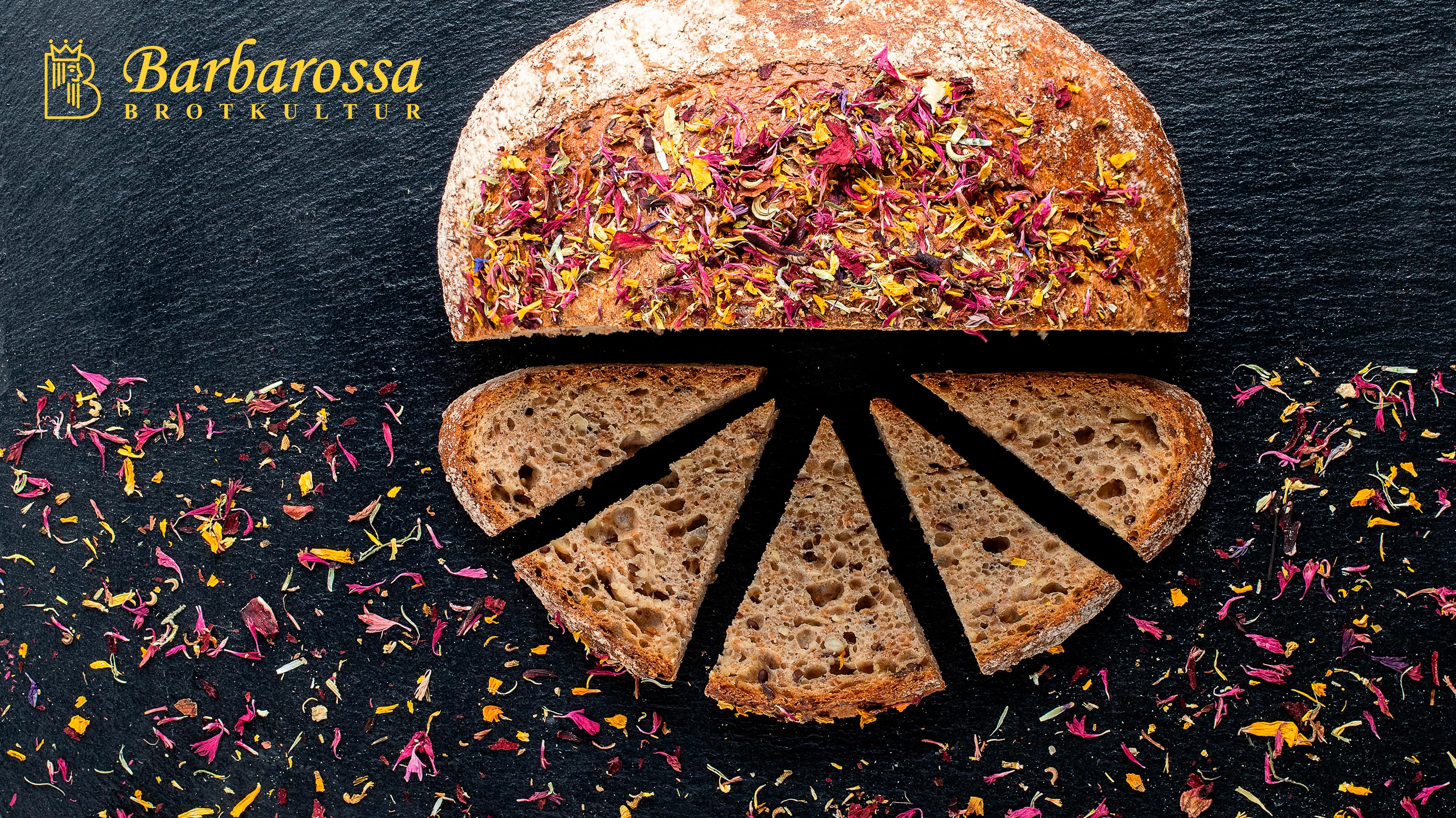 Barbarossa Bäckerei Blütenbrot © by ANTARES Pictures Kaiserslautern | Edgar Gerhards