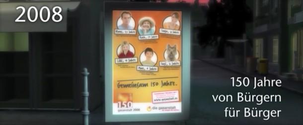 Imagefilm 150 Jahre Gastanstalt
