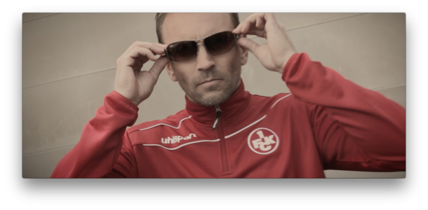 1. FC Kaiserslautern FCK Trikot-Spot 2015/2016 | Edgar Gerhards
