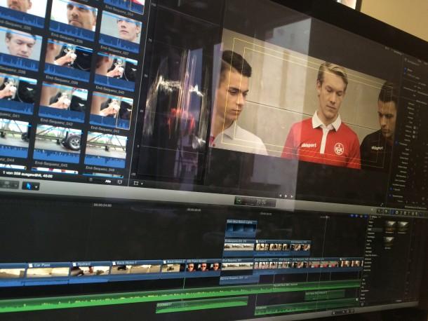 1. FC Kaiserslautern FCK Trikot-Spot 2015/2016 Making Of | Edgar Gerhards