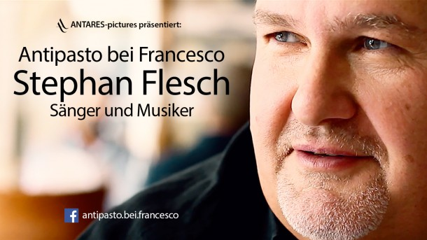 Antipasto bei Francesco | Stephan Flesch | Edgar Gerhards