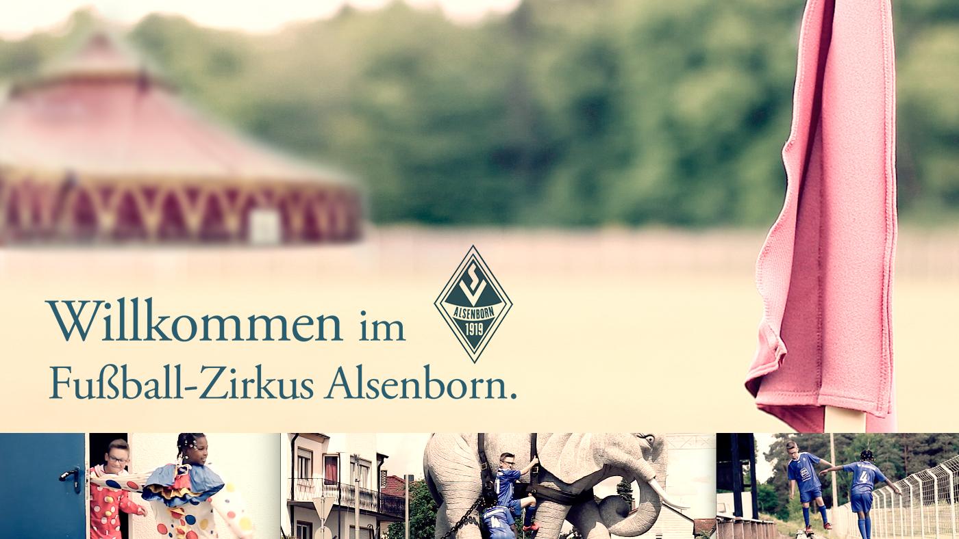 Bewerbungs-Spot SV Alsenborn | Edgar Gerhards