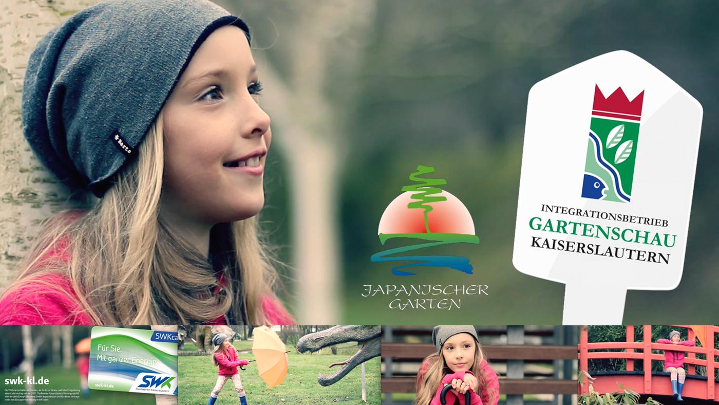 Kampagnen-Spot | Werbespot | Gartenschau Kaiserslautern | Japanischer Garten | SWKcard | Edgar Gerhards