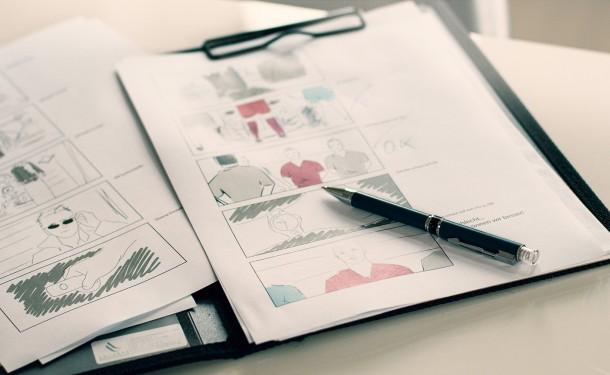 ANTARES-pictures Leistungen | Idee und Konzept