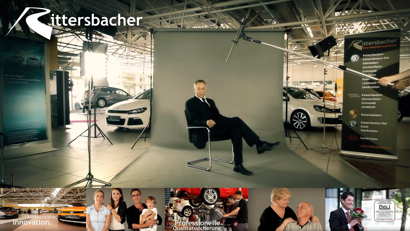 Autohaus Rittersbacher Kaiserslautern | Imagefilm | Edgar Gerhards