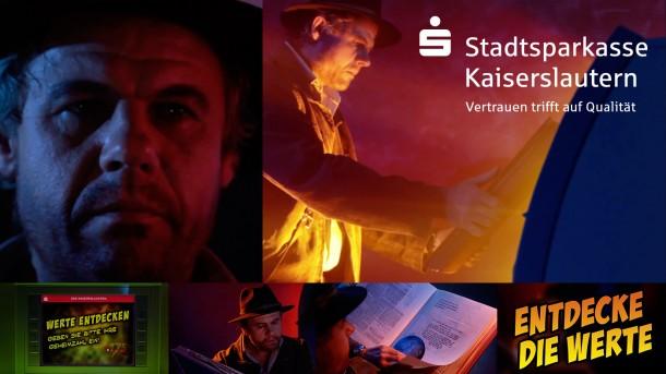 Stadtsparkasse Kaiserslautern | Entdecke die Werte | Imagefilm | Edgar Gerhards