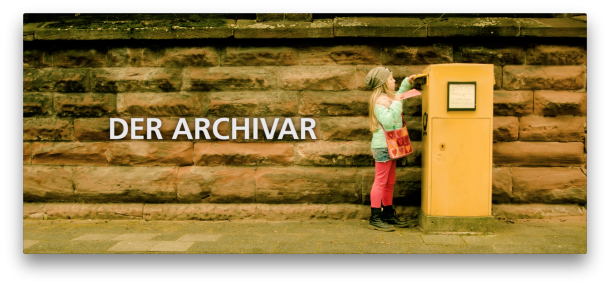Der Archivar | Edgar Gerhards