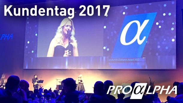 proALPHA-Kundentag-2017 | Edgar Gerhards