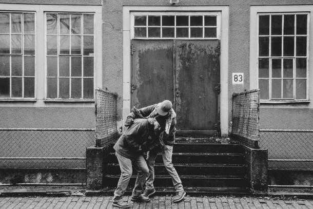 Edgar Gerhards   Der Künstler   Foto: Annika Baron