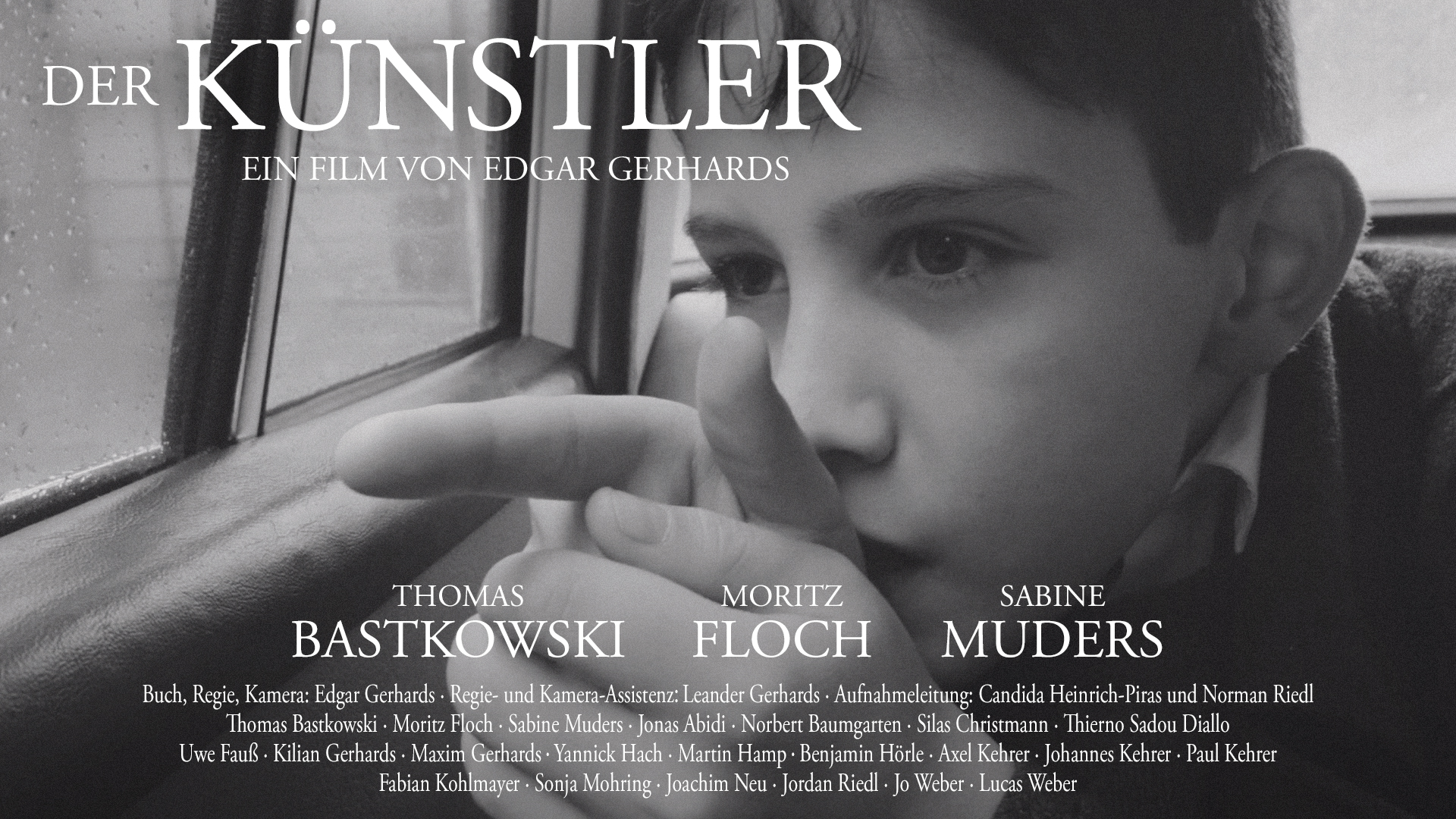 Der Künstler   Kurzfilm   © Edgar Gerhards