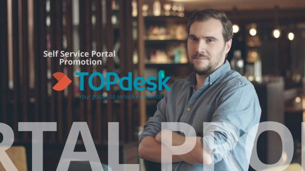 TOPdesk SSP-Promotion | © Edgar Gerhards